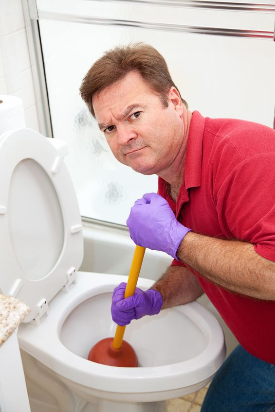 things you shouldn't flush down the toilet